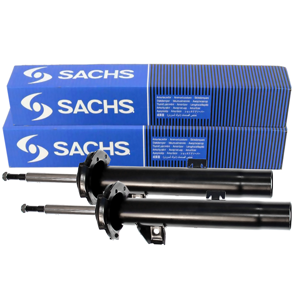 SACHS 2x Stoßdämpfer Set Satz Gasdruck Hinterachse