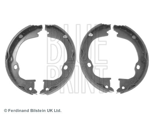 BLUE PRINT Brake Shoe Set, parking brake ADA104114
