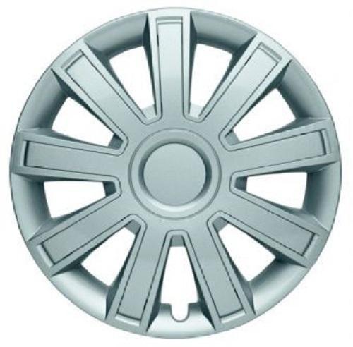 ALBRECHT Radzierblende Radkappe ARROW NYLON LUX 16 Zoll 1 Stück Silber Master Line 39446