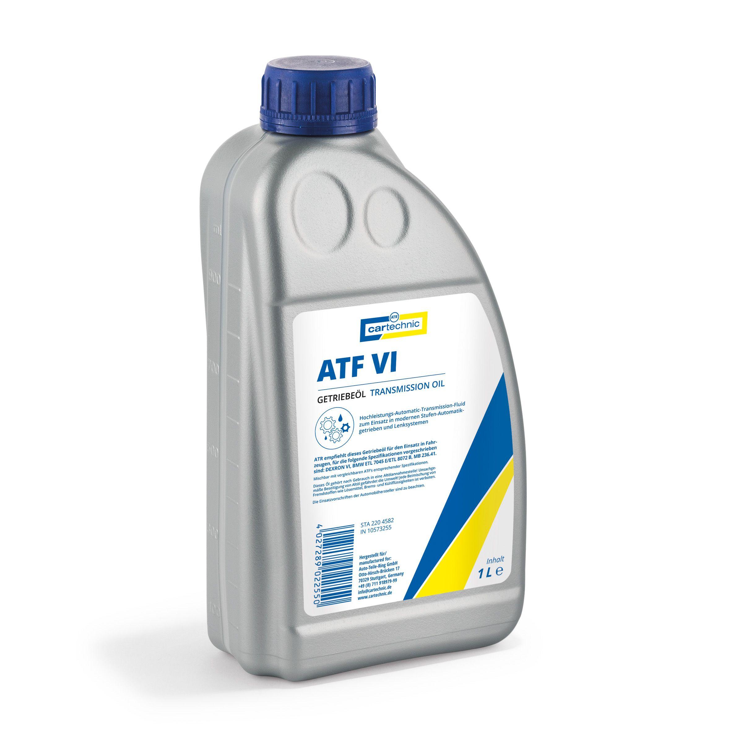 CARTECHRO Getriebeöl ATF VI 1 Liter 25036-114-J2
