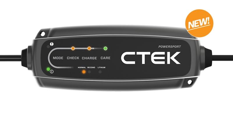 CTEK Batterieladegerät CT5 POWERSPORT 40-310