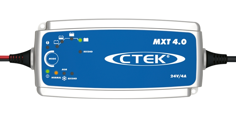 CTEK Battery charger MXT 4.0 56-733 Automatic charger 24 V 4 A MXT 4.0