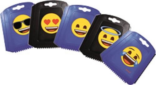 KAUFMANN ACCESSORIES 1 Stück Trapezeiskratzer Eisschaber Emoji EOWAA256