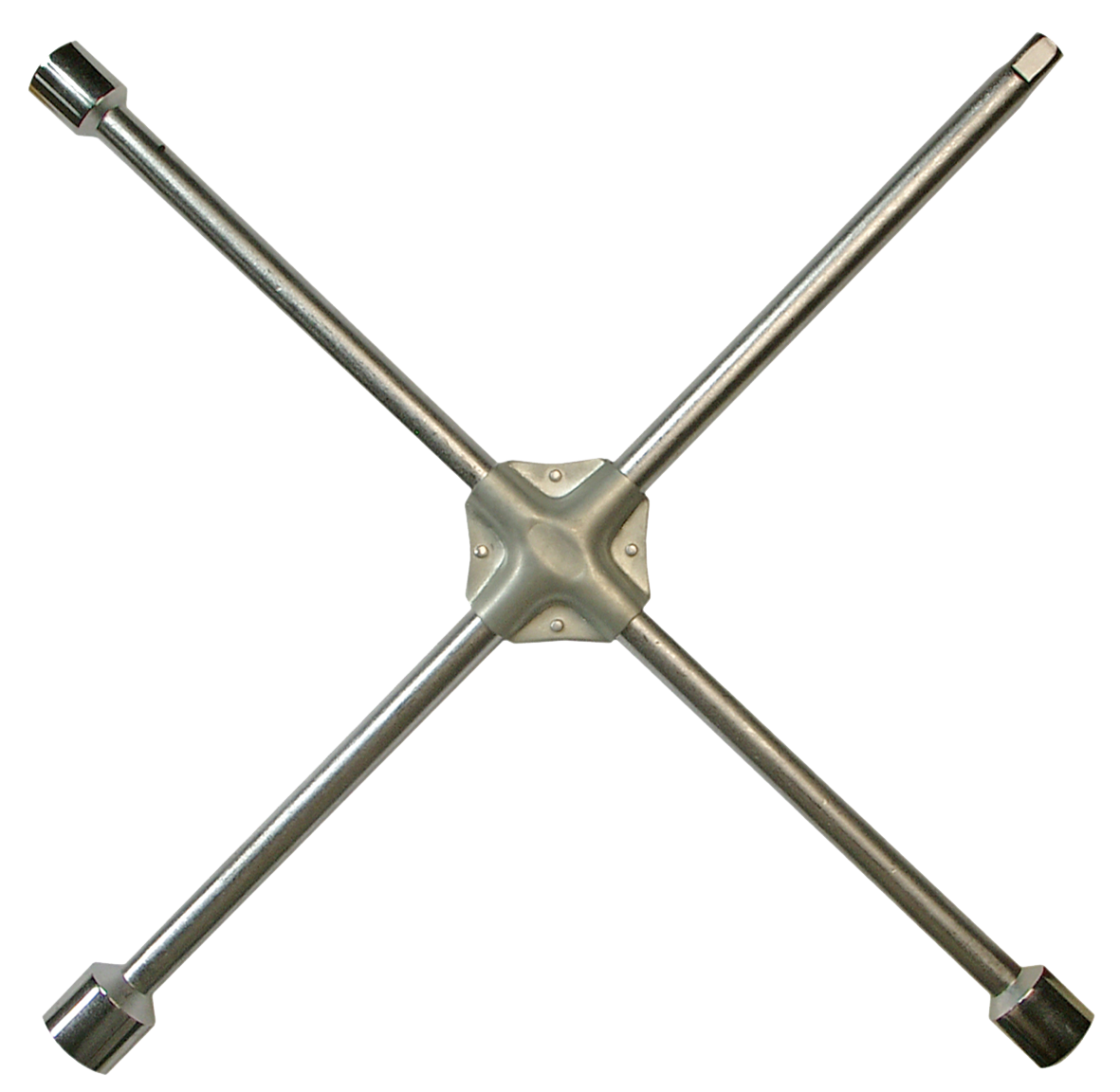 SWSTAHL Radkreuzschlüssel, 17 x 19 x 21 x 1/2 Zoll 02100L
