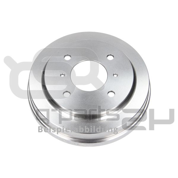 BREMBO Bremstrommel 14.A686.10