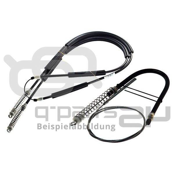 BOSCH Cable, parking brake 1 987 477 037