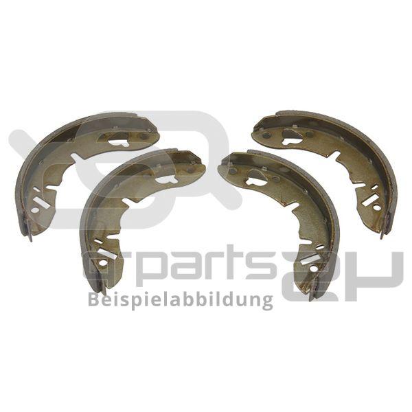 ATE Brake Shoe Set, parking brake 03.0137-3023.2