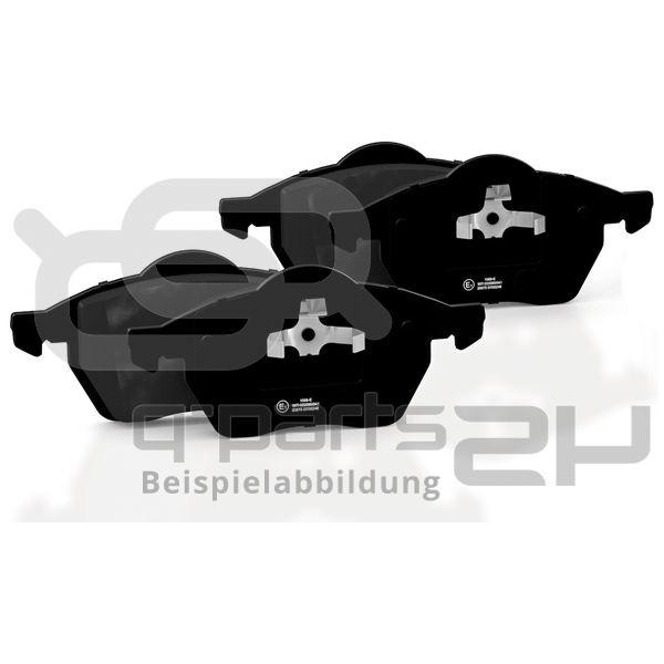 TRW Brake Pad Set, disc brake MCB755SV